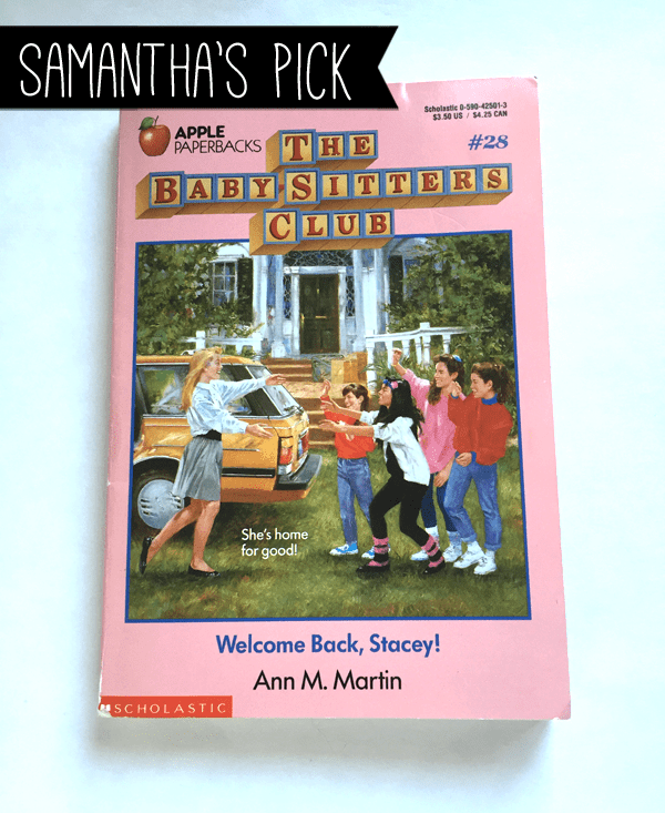 Bookworms | The Baby-Sitters Club