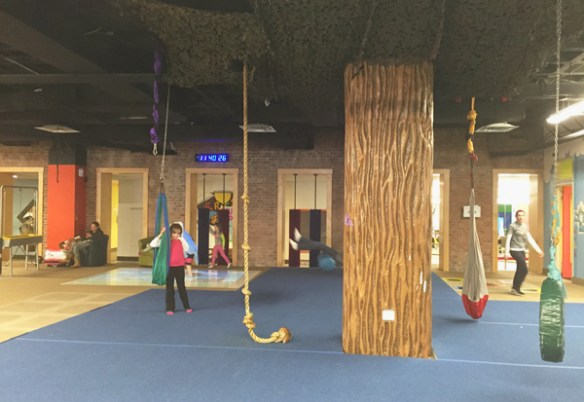 WeeZee kids fitness and learning center in Westchester