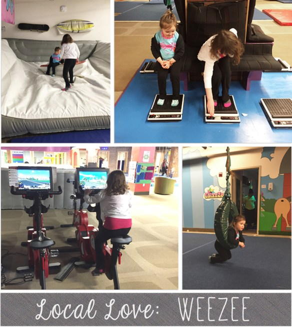 WeeZee science and sensory playspace in Westchester