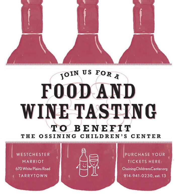 Food and Wine Tasting to Benefit Ossining Children's Center