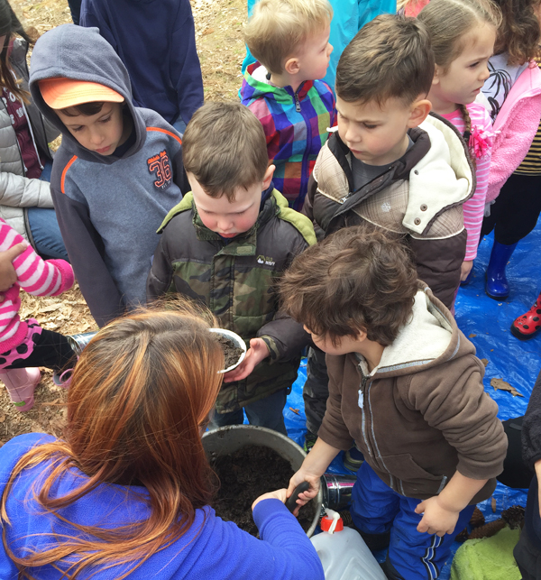 nature classes for kids in Westchester