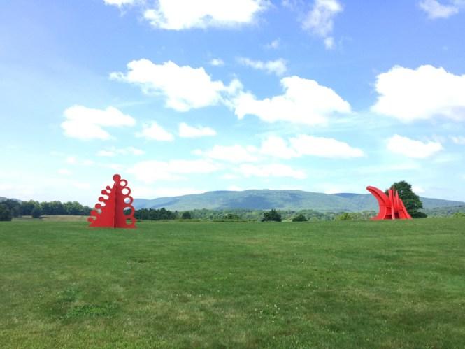 Hudson Valley love | Storm King Art Center