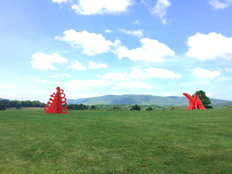 Hudson Valley love | Storm King Art Center