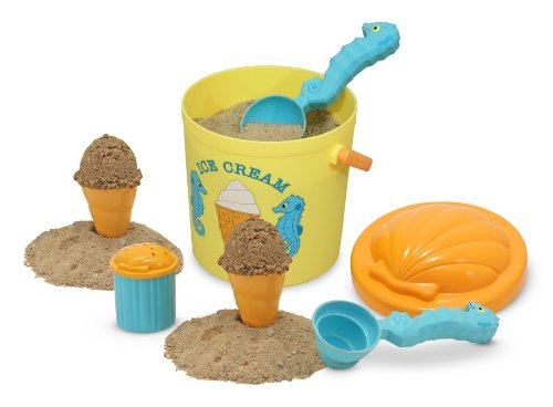 Pool and Beach Toys | Melissa and Doug ice cream set