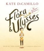 favorite audio books for kids | Flora and Ulysses