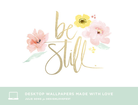 free desktop wallpaper | Julie Song for designlovefest