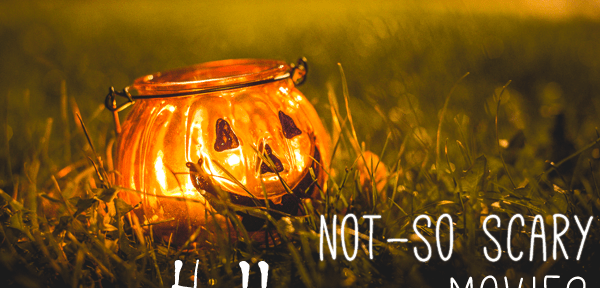 not-so scary halloween movies