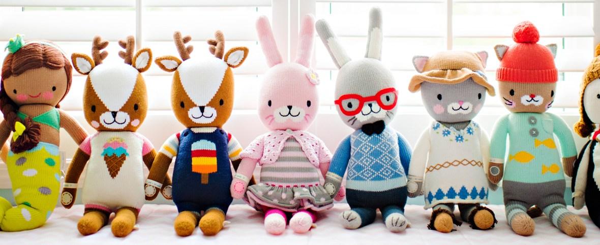 cuddle + kind dolls