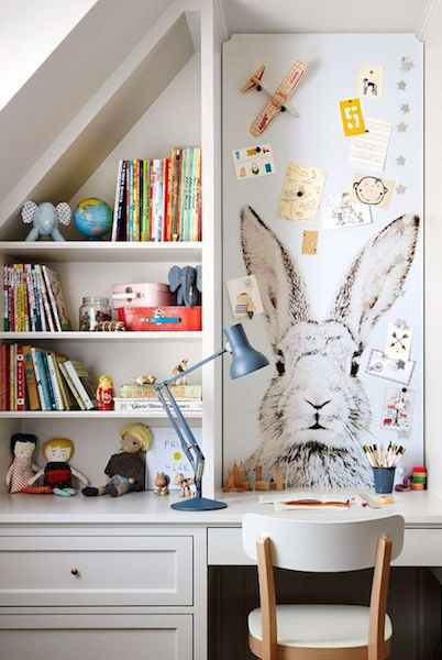 kids decor for grown ups | magnetic wallpaper