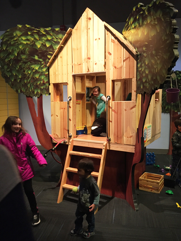 Liberty Science Center | Sid the Science Kid Exhibit