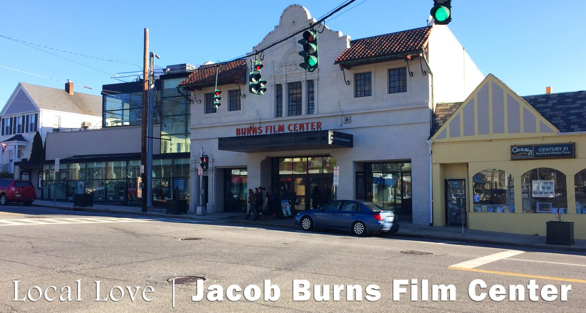 Jacob Burns Film Center in Pleasantville, NY