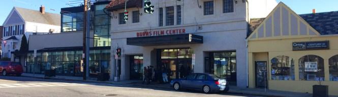 Jacob Burns Film Center in Pleasantville, NY
