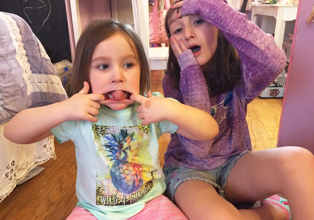 LittleMissMatched sisters