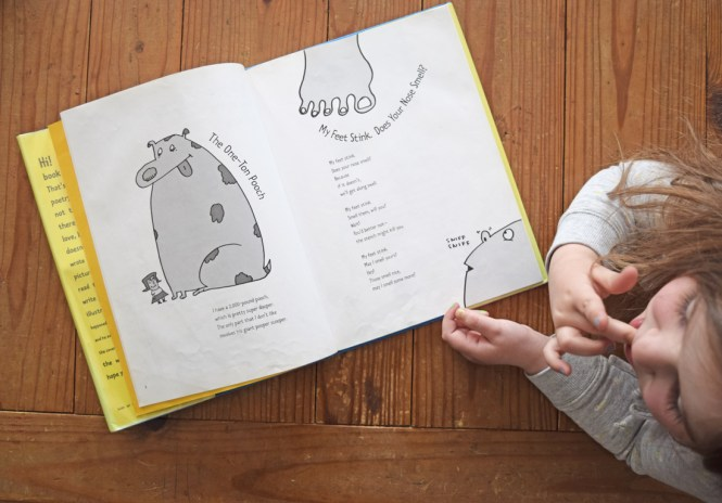 funny poetry books for kids | If I Were In Charge the World Would Be Different