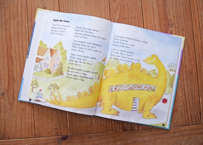 funny poetry books for kids | Lunch Money and Other Poems About School