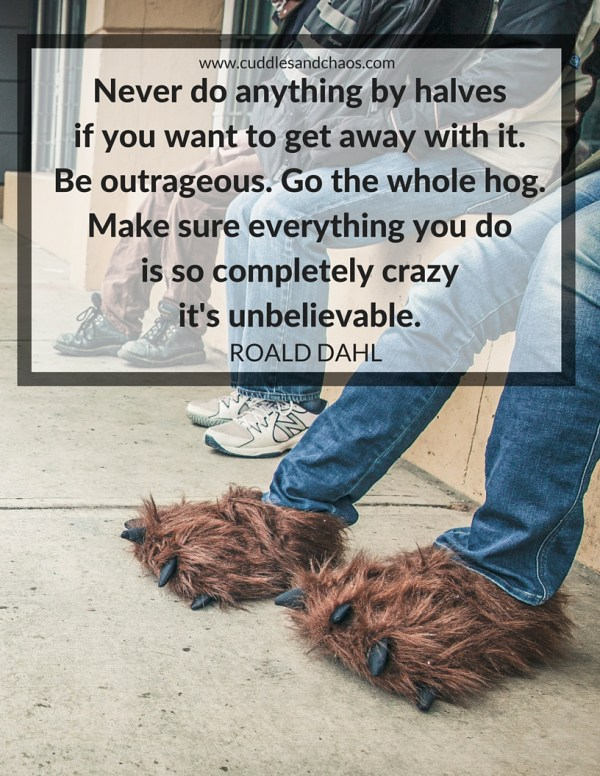 Children's Book Quotes for Grown-Ups | Roald Dahl