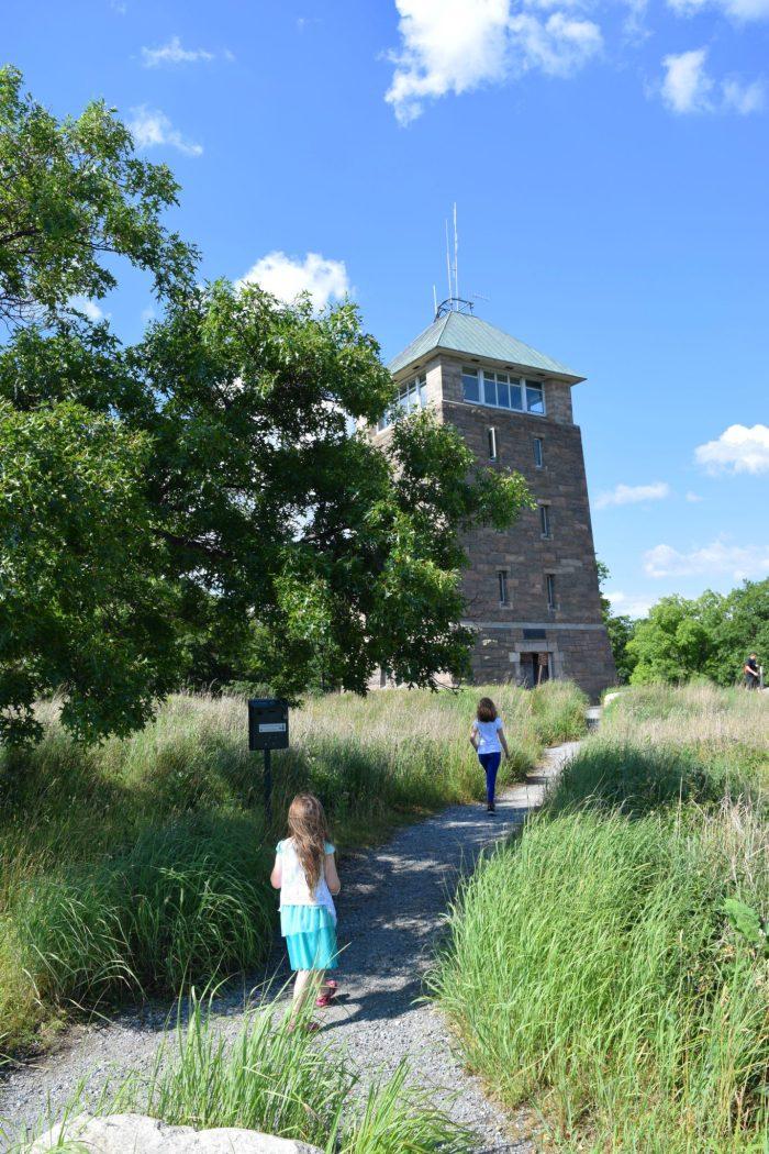 Hudson Valley fun Perkins Memorial Tower