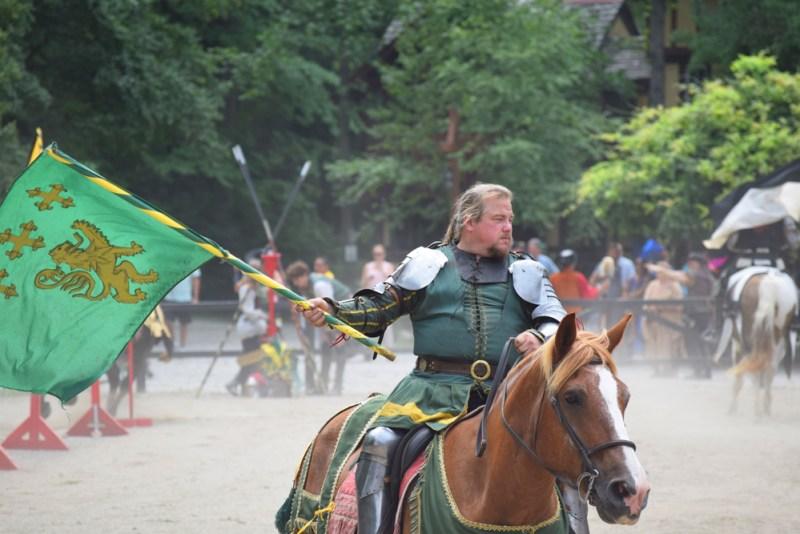 NY Renaissance Faire joust