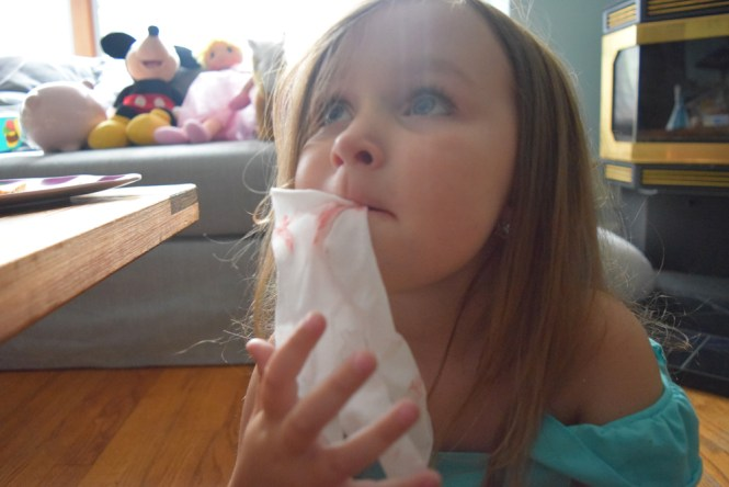 natural wipes for messy kids