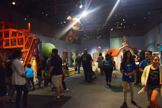 Liberty Science Center | Curious George: Let's Get Curious!