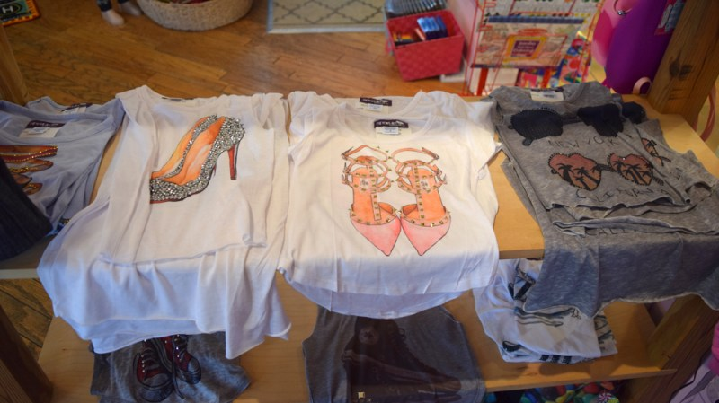 cute girls tees at Wyatt Lily kids boutique