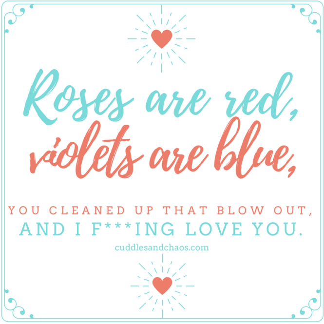 hilarious Valentines for parents