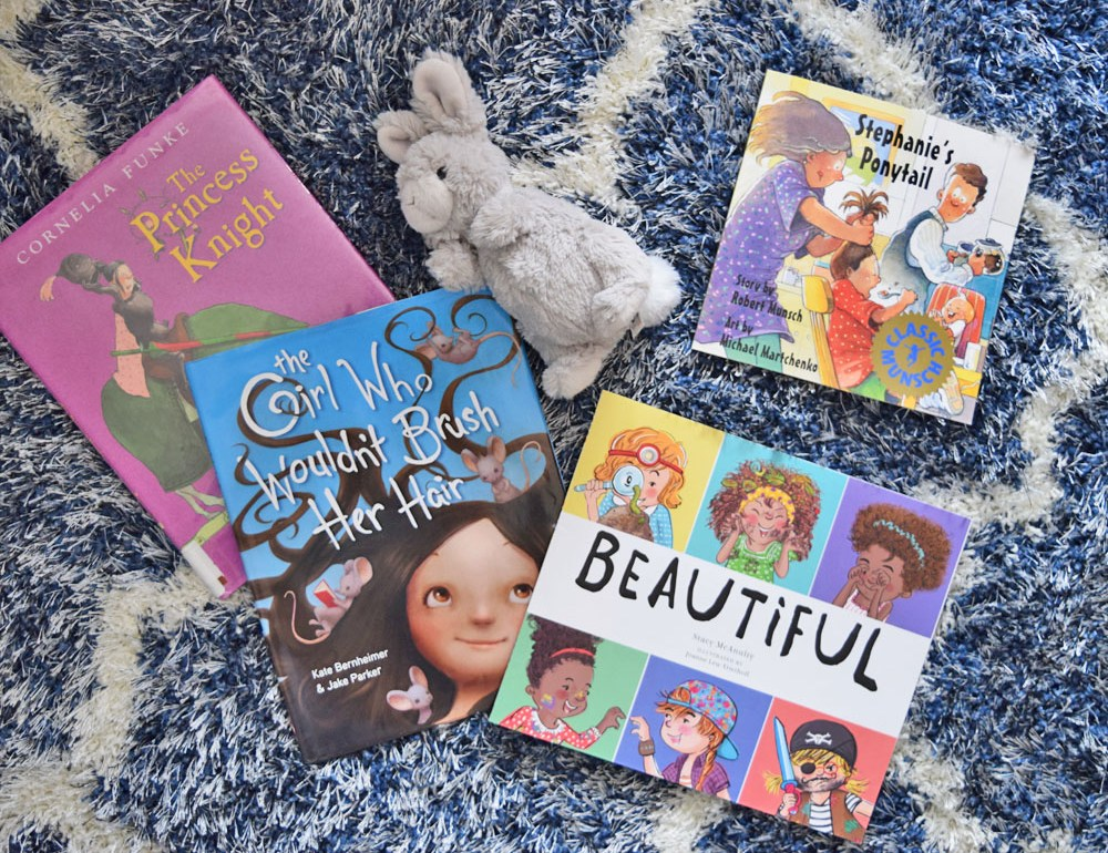 Children's Books with Strong Female Characters