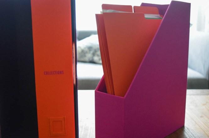Savor - simple family keepsake storage - organize family memories
