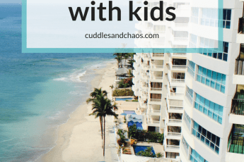 free printable checklist of 7 must-have items for a hotel stay with kids - family travel