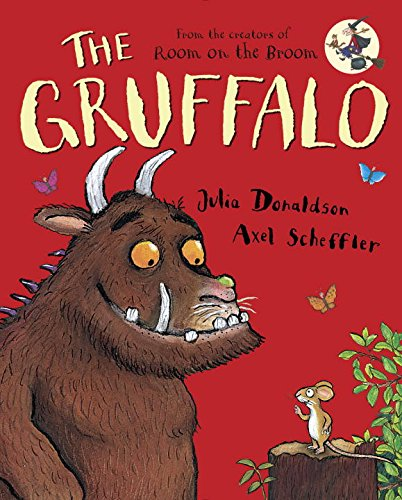 Kids Books About Outdoor Adventures - The Gruffalo