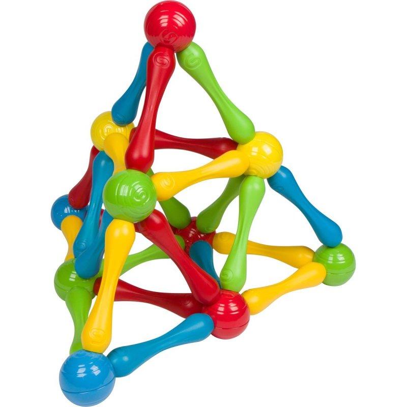 Learning Toys for Kids Gift Guide | Goobi Juniors 40 piece construction set