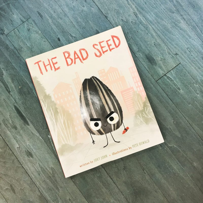 8 of the Best Childrens Books of 2017 - kids books - The Bad Seed