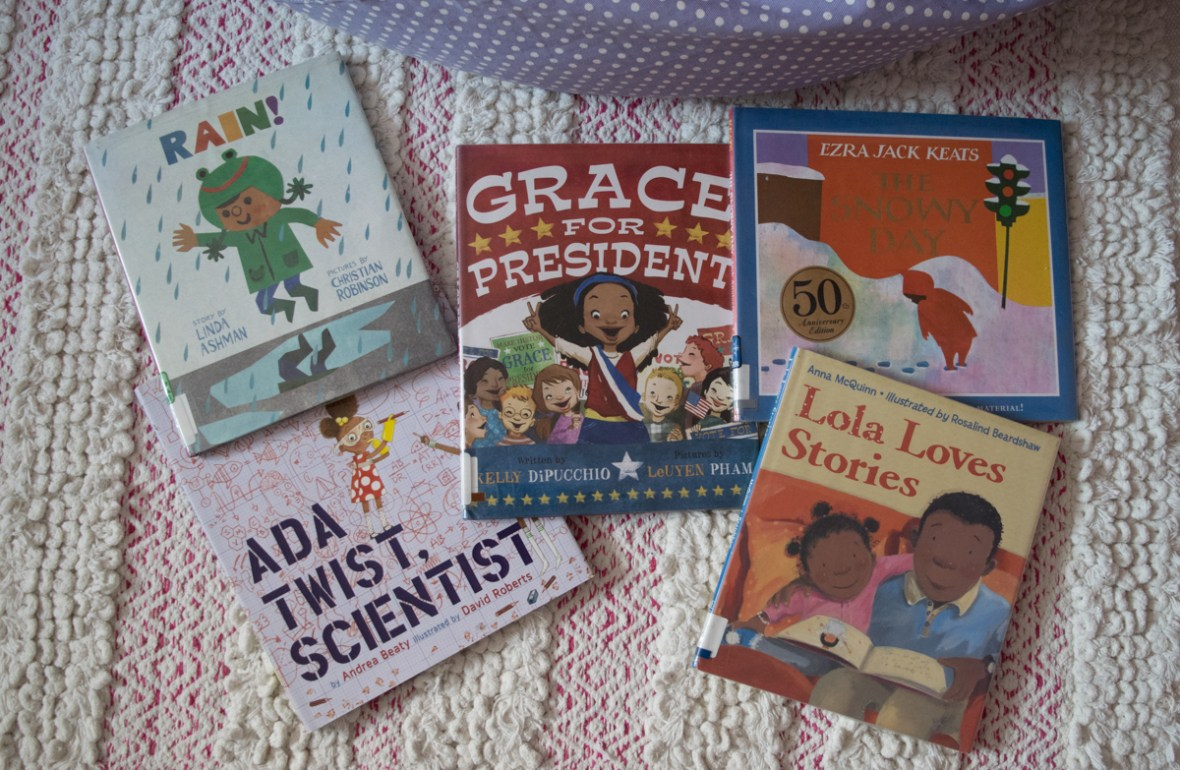 Black History Month - picture books featuring diverse characters - #kidsbooks #diverse