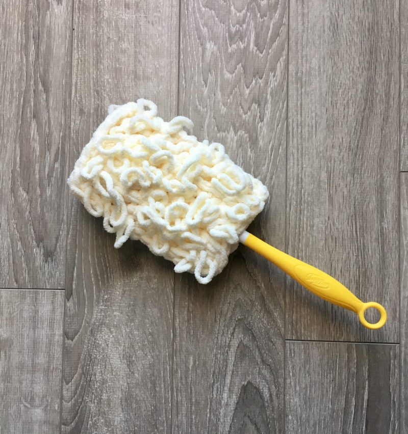9 Handmade Products That Will Help Your Family Produce Less Waste - Little Miss Madame reusable duster