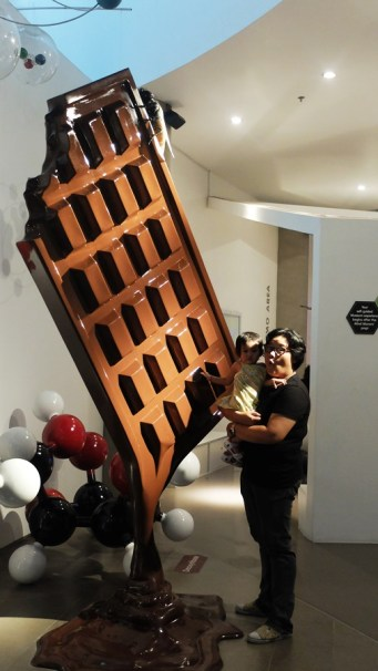 Huge chocolate