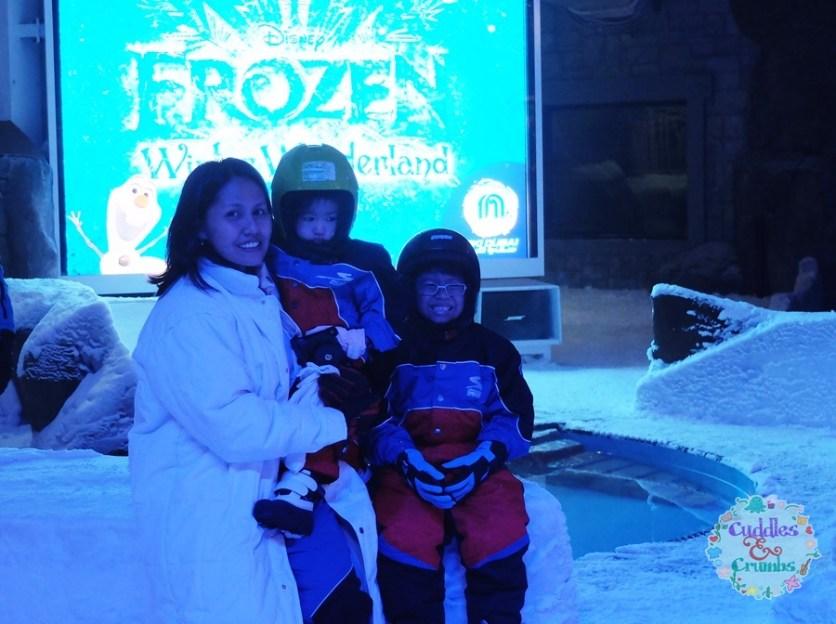 FrozenWinterWonderlandSkiDubai
