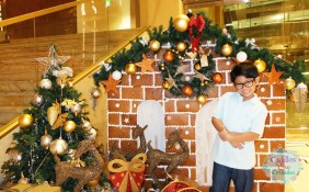 The H Dubai's Gingerbread House