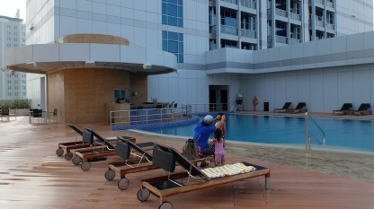 Novotel Fujairah Amwaj Pool