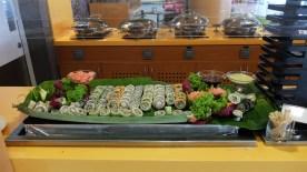Il Centro Sushi Rolls