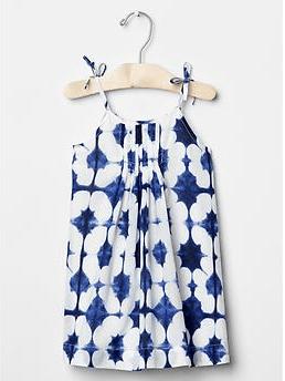 GAP Kids Blue Dress