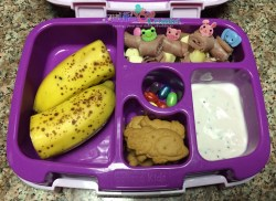 bentgo kids banana lunch
