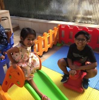 Toko Family Brunch Children Area