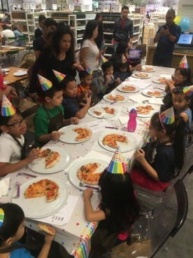 Eataly Pizza Party