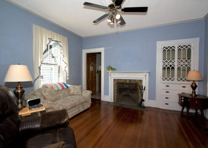 Dining Room Fire Place