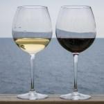 Kiedy pić białe, a kiedy czerwone wino?