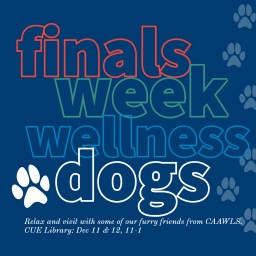 Finals Week Wellness Dogs Square