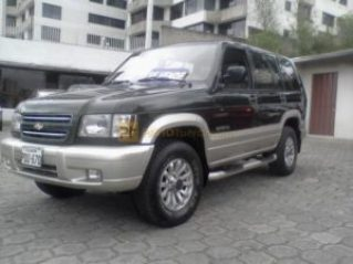 Medium-sized SUVs are the most popular vehicle with expats. Many have 4-wheel drive.