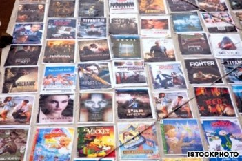 U.S. trade representative says Ecuador does not do enough to stop the sale of counterfeit CDs and DVDs.