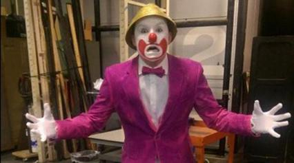 Tiko Tiko the clown.