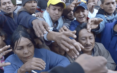 Firsthand accounts of the situation in Venezuela
